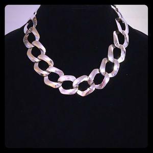 Jewelry - Silver Links Necklace